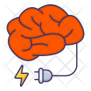 Brainstorming Mind Power Icon