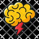 Brainstorming Thinking Mind Creative Idea Icon