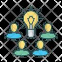 Brainstorming Idea Business Icon