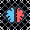 Mind Research Brain Brain Training Icon