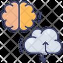 Brainstorming Cloud Data Robotics Icon