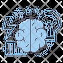 Brainstorming Mind Thinking Icon