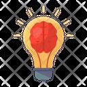 Brain Idea Creative Brain Innovative Brain Icon