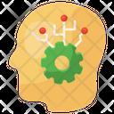 Brain Setting Brain Configuration Brain Automation Icon