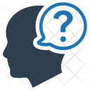 Brainstorming Question Doubt Icon