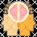 Head Brainstrom Idea Icon