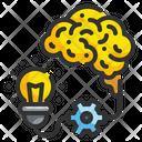 Brainstrom Brains Idea Icon
