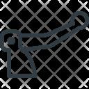 Brake Deceleration Rear Icon