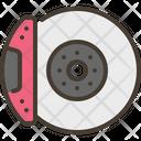 Brake Disc Part Icon