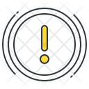 Brake Light Icon