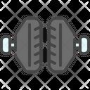 Brake Pad Brake Pad Icon