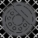 Brake Pads Icon