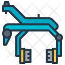 Brake Caliper Rim Icon