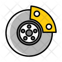 Braking Calipers Icon