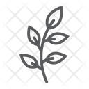 Branch Easter Summer Icon