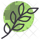 Branch Leaf Spring Icon