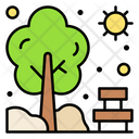 Branch Natural Nature Icon