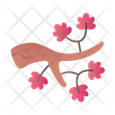 Branch Tree Leaves Icon