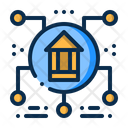 Business Branch Office Icon