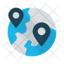 Branches Globalization Plan Icon