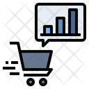 Demand Analytic Customer Behavior Icon