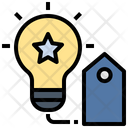 Brand Product Innovation Icon