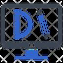 Custom Design Graphic Icon