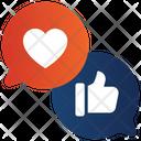 Brand Engagement Icon