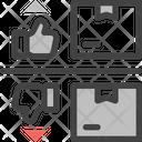 Brand Positioning Icon
