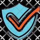 Brand Protection Plan Presentation Icon