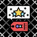 Brand Reputation Icon