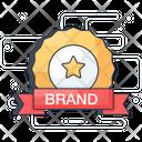 Brand Shield Icon