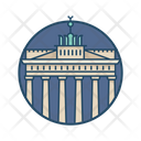 Brandenburg Gate Icon