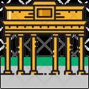 Brandenburg Gate Berlin Brandenburg Icon