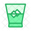 Glass Whiskey Drink Icon
