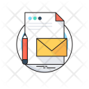 Branding Email Document Icon