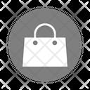 Branding Shopper Bag Shopping Bag Icon