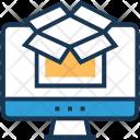 Branding Cube Web Icon
