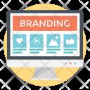 Branding Product Development Icon