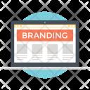 Branding Marketing Advertising Icon