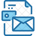 Branding Mail Message Icon