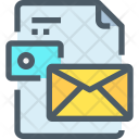 Branding Promotion Mail Icon