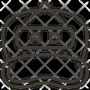Branding Cap Icon