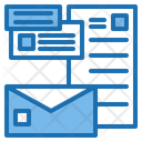 Brooding Mail Seo Settings Icon