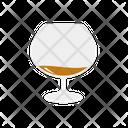 Drink Beverage Brandy Icon