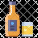 Abrandy Brandy Alcohol Icon