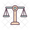 Brass Scales Icon