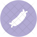 Bratwurst Hot Dog Icon