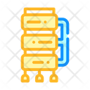 Brazier Equipment Color Icon