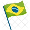 Brazil Flag Brazilian Icon